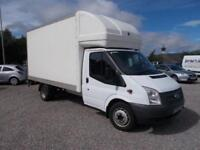 2012 12 FORD TRANSIT 2.2 TDCI 350 LWB EXTENDED FRAME (DRW) CHASSIS CAB RWD 2DR
