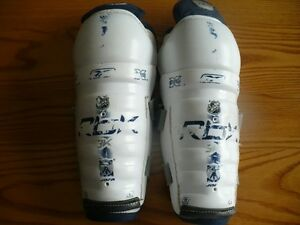 RBK 3K 8 Inch Hockey Shin Guards