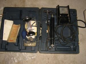 Furnace combustion test kit. [ Bacharach ] REDUCED to$375.