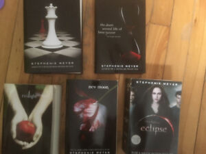 Twilight books