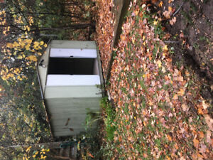10x10  steel shed Need gone ASAP