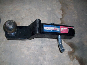 """MM class III tow kit with 2"""" ball"""