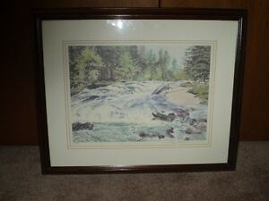 HUNTLEY BROWN Signed Limited Print 276/500