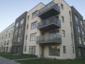 Brand new and spacious 5-1/2 condo for rent