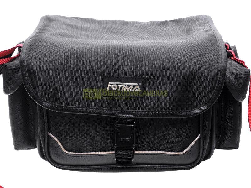Borsa per attrezzatura fotografica o videocamera Fotima cm. 14x16x21 (interno).