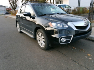 2012 Acura RDX Technology Package  Smooth Handling -AWD