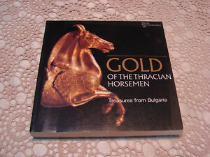 Livre GOLD of the Thracian Horsement
