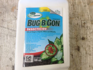 Eco Sense Bug B Gon Safers Defender Fungicide Insecticide