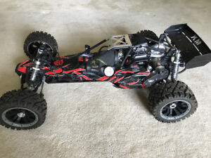 Brand new King Motor Baja buggy. 29cc gas with electric starter