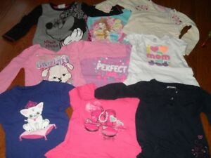 Girls 18-24/2t clothes