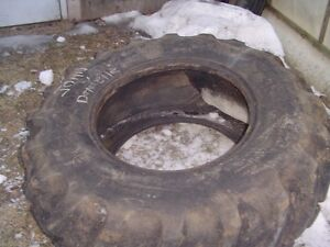 Goodyear Backhoe tire
