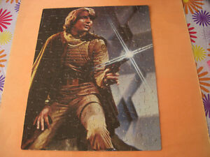 SET OF 4 BATTLESTAR GALACTICA PUZZLES GALACTICA, BOXY AND MUFFET London Ontario image 3
