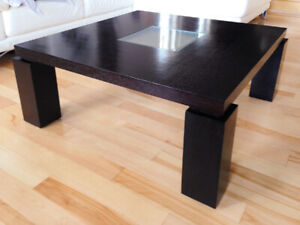 TABLE BASSE _ MARQUE STRUCTUBE