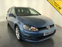 2014 VOLKSWAGEN GOLF GT BLUEMOTION TDI AUTOMATIC ESTATE 1 OWNER SERVICE HISTORY