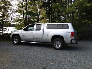 Truck canopy ACTION for Sierra 2008-2013