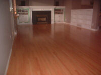 HANSON HARDWOOD Floor Sanding and Refinishing Since 1989