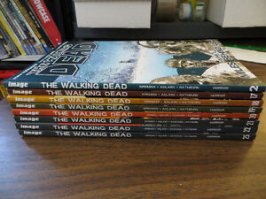 THE WALKING DEAD - Graphic Novels (Image Comics)
