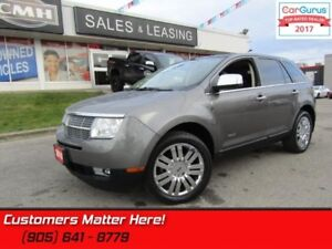 2010 Lincoln MKX   AWD, NAV, ROOF, COOLED-SEATS, PWR-GATE, CAM