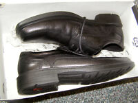Brand new ECCO brand leather shoes mens
