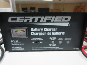 Chargeur 12v Certified