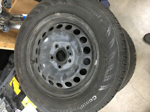 195/65/15 91H Continental Tires