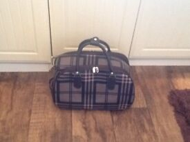 Cabin holdall