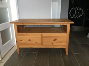 IKEA HEMNES TV Bench. Professional assembled