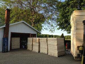 plywood 1pouce