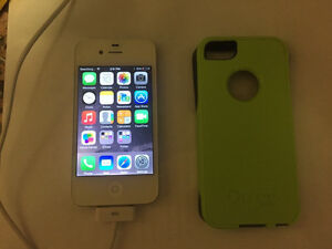 iPhone 4S 16 GB White Bell