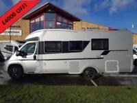 Adria Matrix Supreme 670 SLT 5 Berth Motorhome for sale