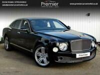 2012 Bentley Mulsanne 6.8 V8 4d AUTO 505 BHP Saloon Petrol Automatic