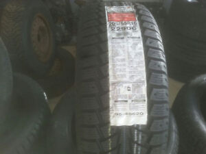 4 X BRAND NEW 205/55/16 UNIROYAL TIGER PAW WINTER TIRES