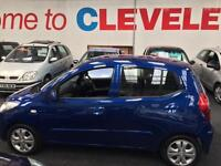 2012 HYUNDAI I10 1.2 Active From GBP4950+Retail package.