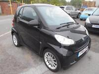 Smart fortwo 0.8cdi ( 54bhp ) Softouch 2011MY Passion diesel