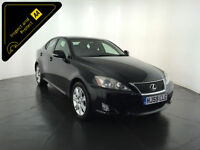 2009 59 LEXUS IS 220D SE DIESEL LEXUS SERVICE HISTORY FINANCE PX WELCOME