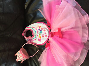 1st birthday outfit for baby girl