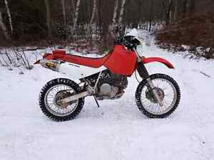 (REDUCED) 2008 Honda XR650L