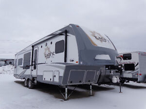 2017 Open Range Light Fifth Wheel