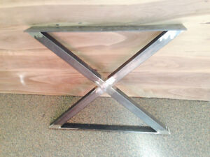 Custom Metal Dining Coffee Table Legs Dining Tables And