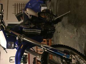 Wr250f for sale! Bike runs great ready for the season