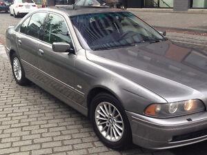 2003 BMW Autre 540i Berline