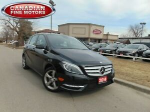 2014 Mercedes Benz B-Class 4dr HB B250 Sports Tourer