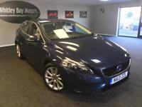 2013 Volvo V40 2.0 D3 SE Lux Geartronic 5dr