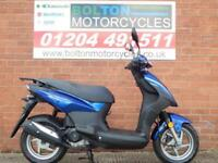 NEW SYM SIMPLY 50 SCOOTER
