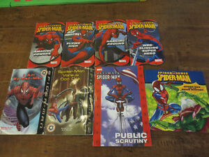 Spiderman Books