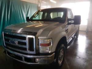 2008 Ford F350 XLT 4x4 DIESEL - NEEDS TO GO ASAP