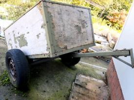 Small trailer £150