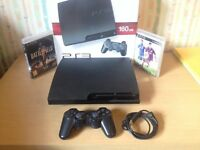 Ps3 160 GB Mint Condition like New