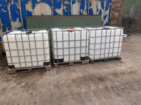 1000 litre ibc containers