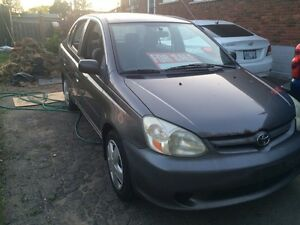 2003 Toyota Echo Manual $2000 OBO As Is